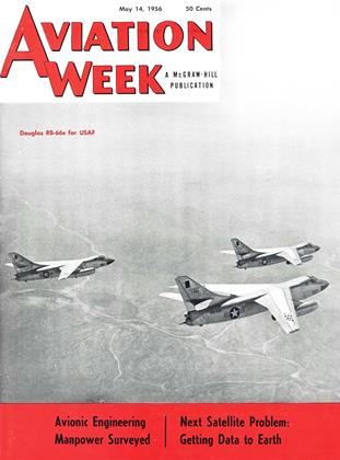 Cover for the May 14 1956 issue