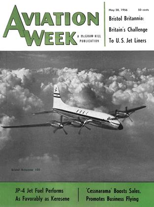 Cover for the May 28 1956 issue