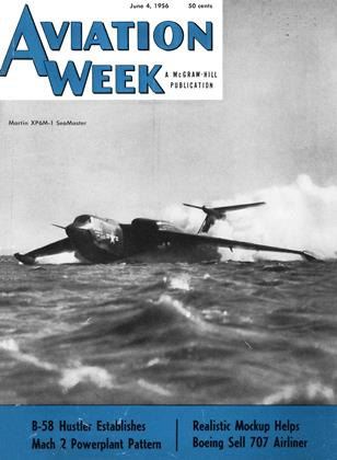 Cover for the June 4 1956 issue