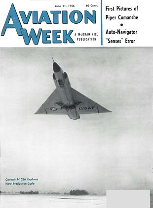 Cover for the June 11 1956 issue