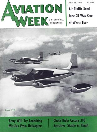 Cover for the July 16 1956 issue