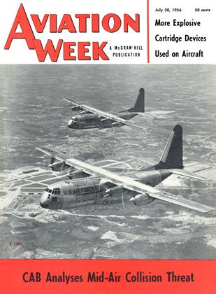 Cover for the July 30 1956 issue