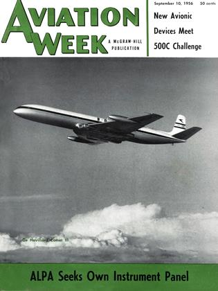 Cover for the September 10 1956 issue