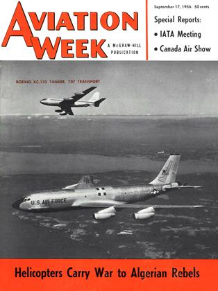 Cover for the September 17 1956 issue