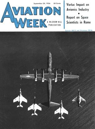 Cover for the September 24 1956 issue