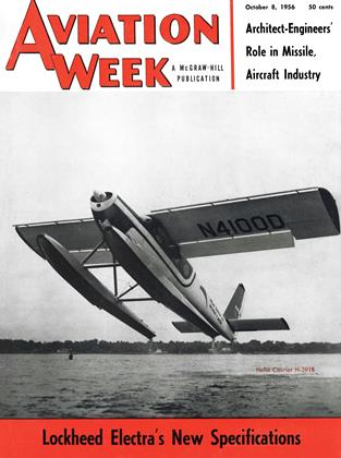 Cover for the October 8 1956 issue