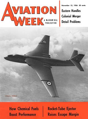 Cover for the November 12 1956 issue
