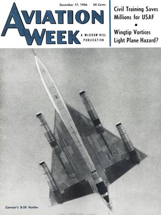 Cover for the December 17 1956 issue