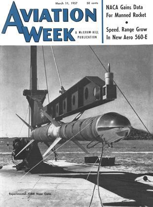 Cover for the March 11 1957 issue