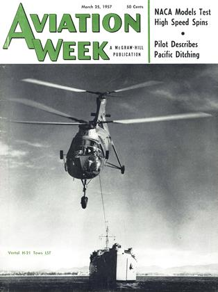 Cover for the March 25 1957 issue