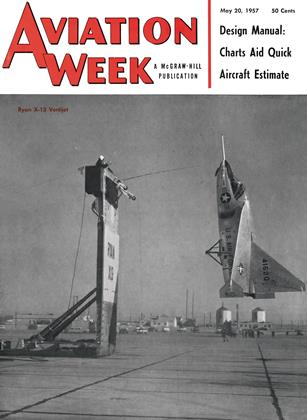 Cover for the May 20 1957 issue