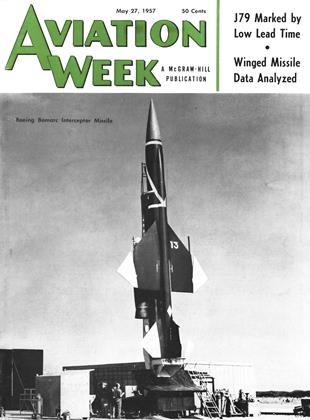 Cover for the May 27 1957 issue