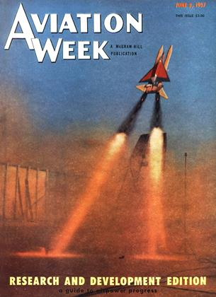 Cover for the June 3 1957 issue