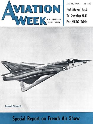 Cover for the June 10 1957 issue