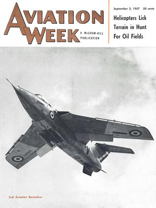 Cover for the September 2 1957 issue
