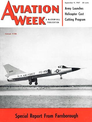Cover for the September 9 1957 issue