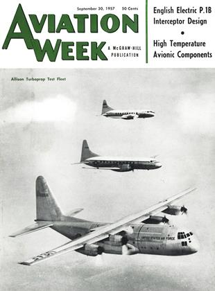 Cover for the September 30 1957 issue