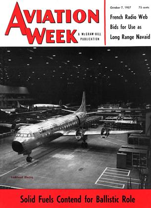 Cover for the October 7 1957 issue