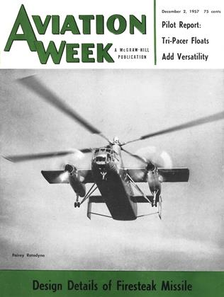 Cover for the December 2 1957 issue