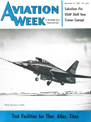 Cover for the December 9 1957 issue