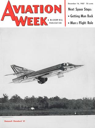 Cover for the December 16 1957 issue