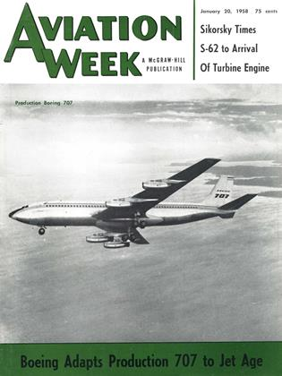 Cover for the January 20 1958 issue