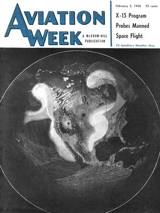 Cover for the February 3 1958 issue