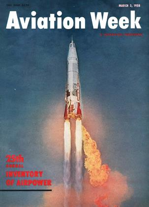 Cover for the March 3 1958 issue