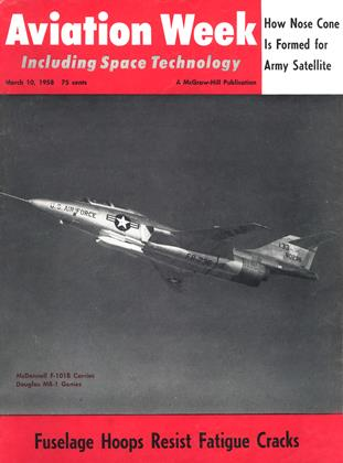 Cover for the March 10 1958 issue