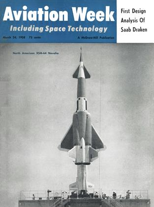 Cover for the March 24 1958 issue
