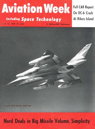 Cover for the April 14 1958 issue