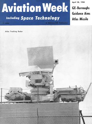 Cover for the April 28 1958 issue