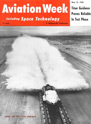 Cover for the May 12 1958 issue