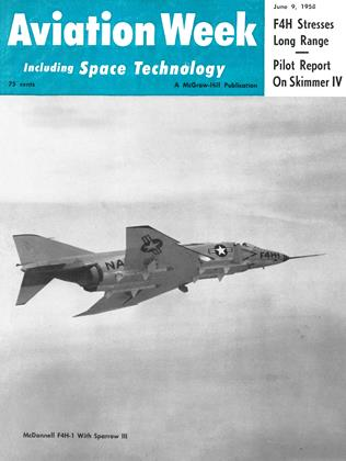 Cover for the June 9 1958 issue