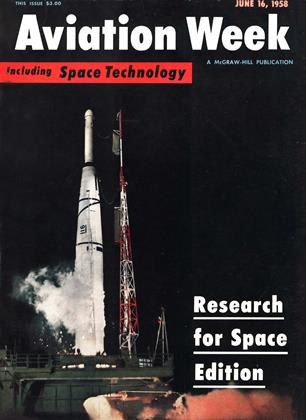Cover for the June 16 1958 issue