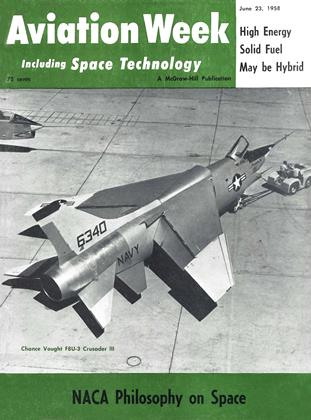 Cover for the June 23 1958 issue