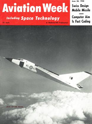 Cover for the June 30 1958 issue