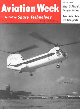 Cover for the July 14 1958 issue