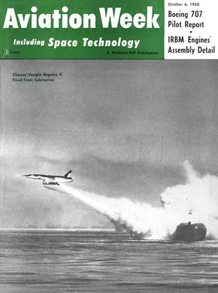 Cover for the October 6 1958 issue