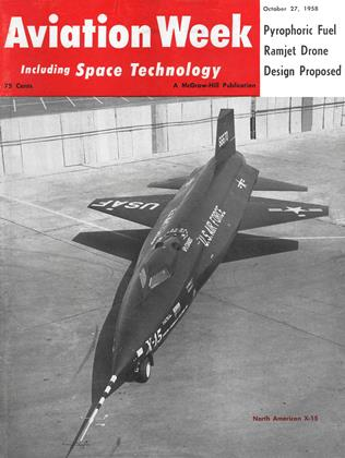Cover for the October 27 1958 issue