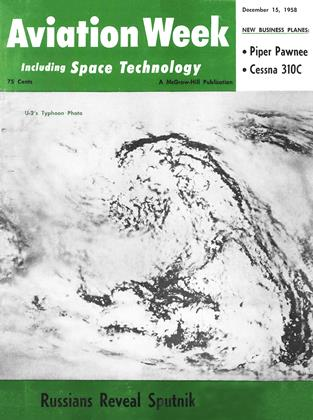 Cover for the December 15 1958 issue