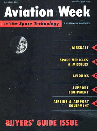 Cover for the MID-DECEMBER 1958 issue
