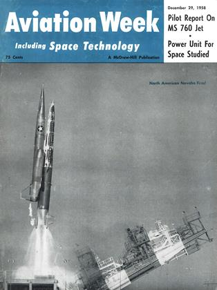 Cover for the December 29 1958 issue