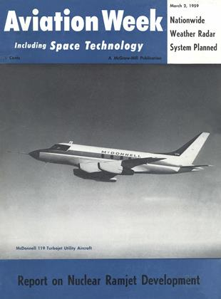 Cover for the March 2 1959 issue