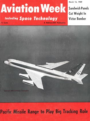 Cover for the March 16 1959 issue