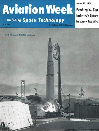 Cover for the March 23 1959 issue