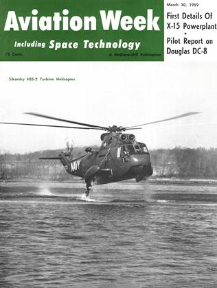 Cover for the March 30 1959 issue