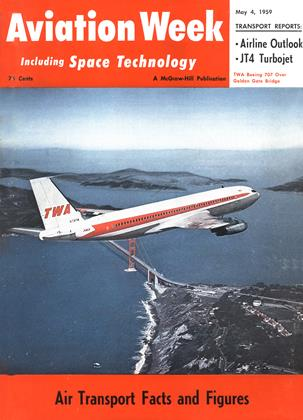Cover for the May 4 1959 issue