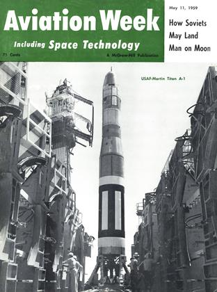 Cover for the May 11 1959 issue