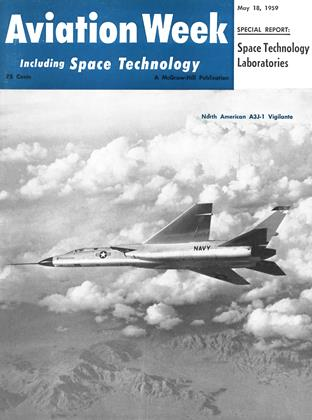 Cover for the May 18 1959 issue